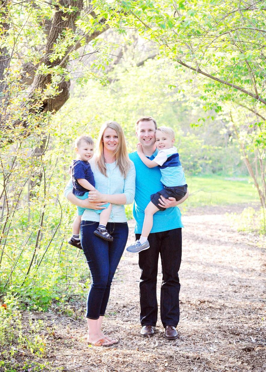 Geiger Family