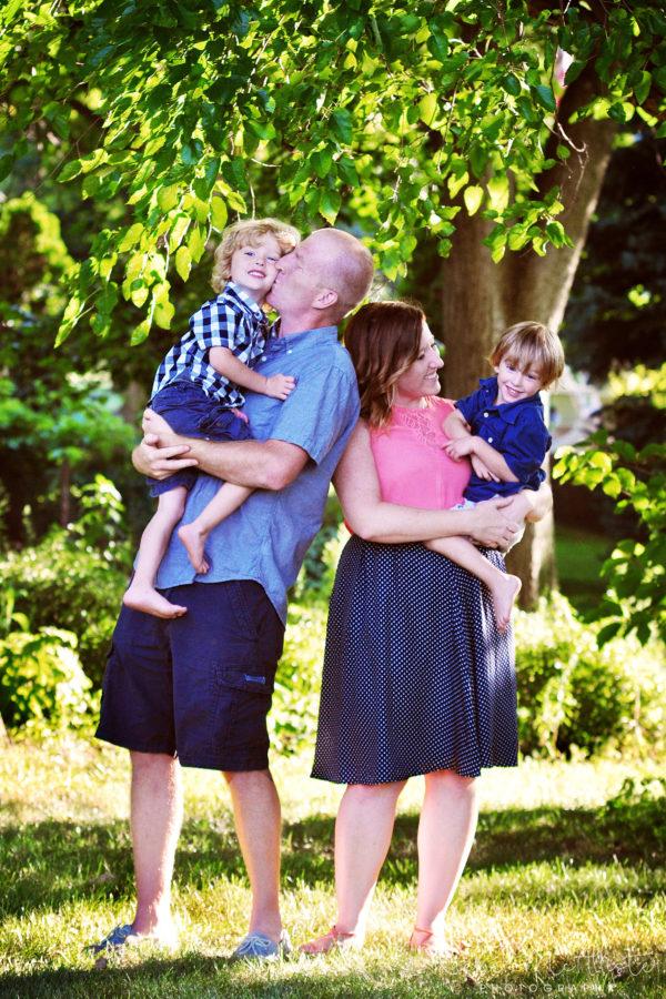 Burtnette  Family