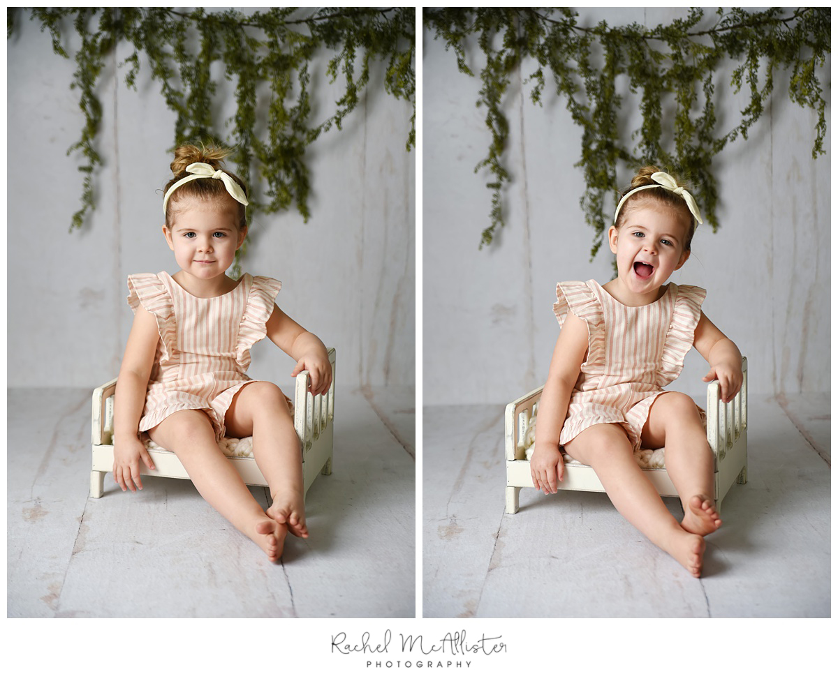 spring studio sessions | downers grove childrens photographer
