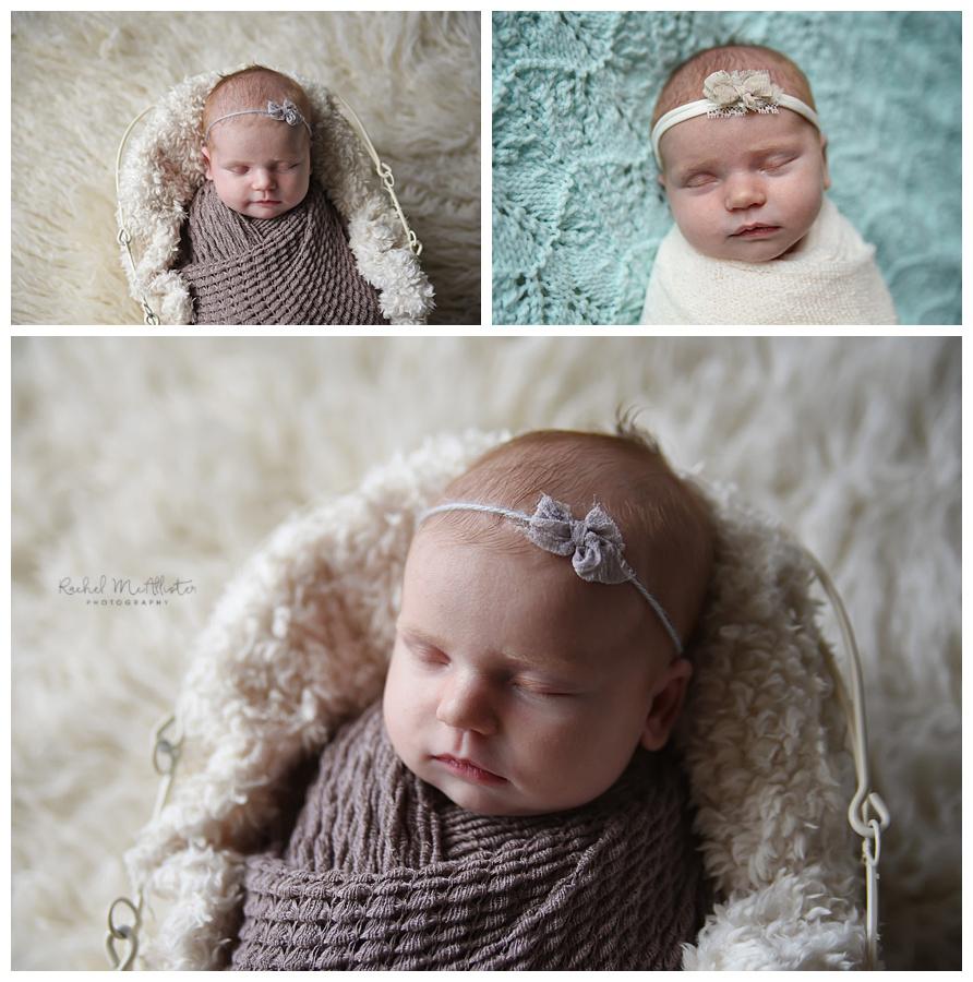 Bellingham, WA studio newborn photographer
